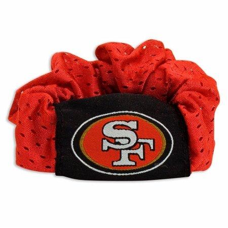 Little Earth LTL-300401-49ER San Francisco 49ers NFL Hair Twist by Siskiyou