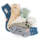 Best Cotton Socks - Women's colorful warm fashion cozy socks cotton socks Review