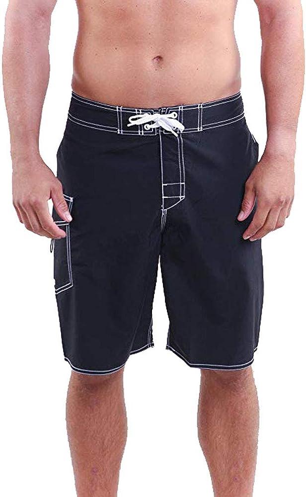 Original Watermen Mens Compression Jammer Swimsuit Shorts Swimwear Jammers