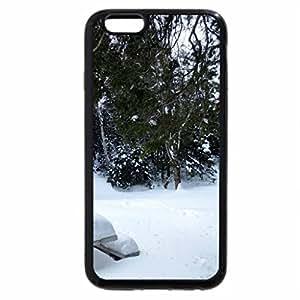 iPhone 6S Plus Case, iPhone 6 Plus Case, Winter Coating