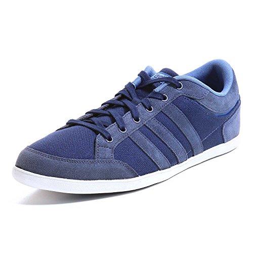 adidas Unwind, Zapatillas de Deporte para Hombre Negro / Azul (Maruni / Maruni / Azucen)