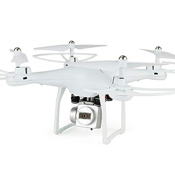CLCYL Control Remoto Aviones/Juguetes de Vuelo, Drone FPV ...