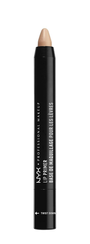 NYX PROFESSIONAL MAKEUP Lip Primer, Deep Nude, 0.1 Ounce LPR01