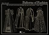 img - for By Janet Arnold - Patterns of Fashion 3, 1560-1620: The Cut and Construction of Clothes for Men and Women, C.1560-1620 (4.1.1985) book / textbook / text book