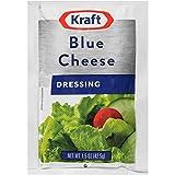 Kraft Blue Cheese Dressing, 1.5 oz. sachet, Pack of 60
