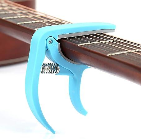 Guitarra De Nylon Capo Para Guitarras, Instrumentos Musicales ...