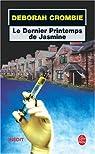 Duncan Kincaid et Gemma James, tome 02 : Le Dernier Printemps de Jasmine par Crombie