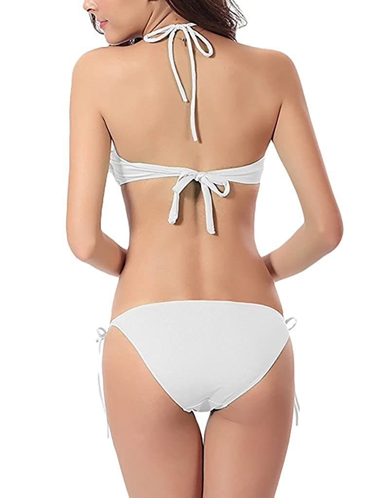 True Meaning Athletic-one-piece-swimsuits SWIMWEAR レディース S ホワイト B0746CX5VZ