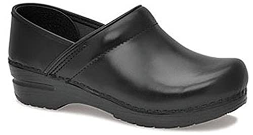 Dansko Men's Professional Box Leather Clog