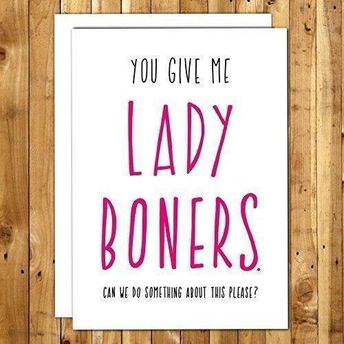 Amazon Boyfriend Gift 009 Lady Boners Girlfriend Gift