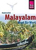 Reise Know-How Sprachführer Malayalam für Kerala - Wort für Wort: Kauderwelsch-Band 178
