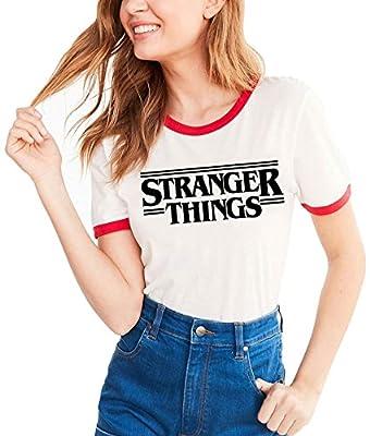 Stranger Things Tv Show Inspired Girl T-Shirt