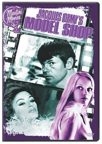 Model Shop by Sony Pictures Home Entertainment by Jacques Demy ()