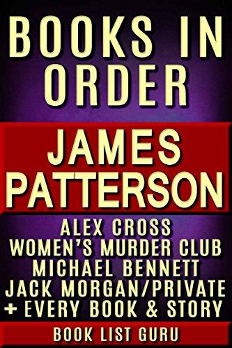 James Patterson Books in Order: Alex Cross series, Women