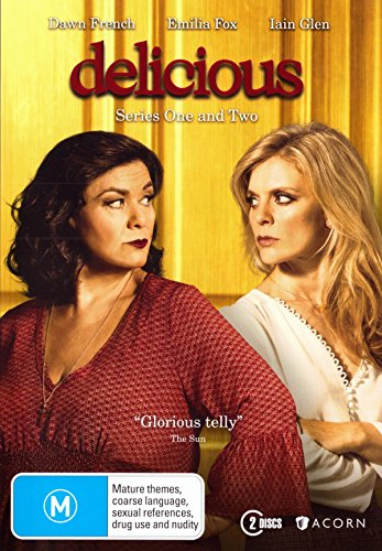 Delicious Series 1 & 2 | Dawn French, Emilia Fox | NON-USA Format | PAL Region 4 Import - Australia