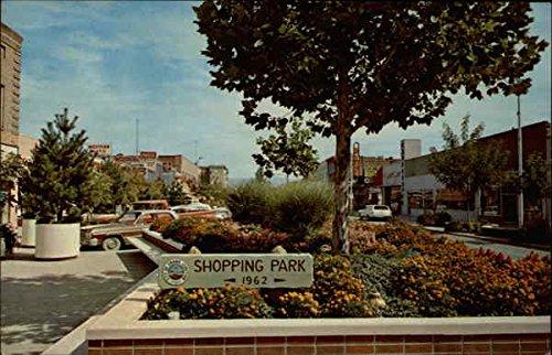 Shopping Park Grand Junction, Colorado Original Vintage - Grand Shopping Junction