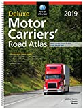 Rand McNally 2019 Deluxe Motor Carriers' Road Atlas (Rand McNally Motor Carriers' Road Atlas)