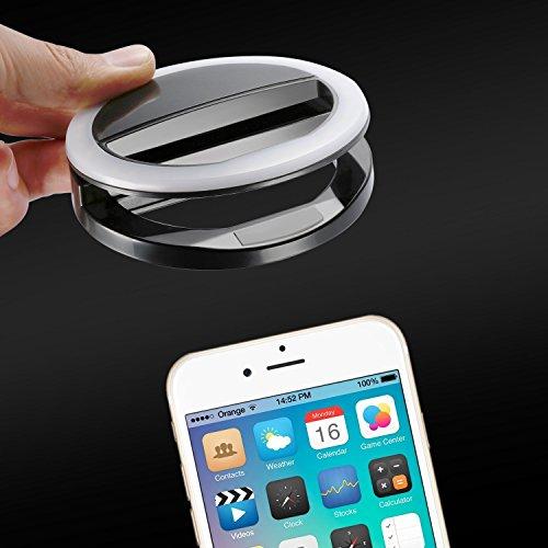 Rc Selfie Ring Light 36 Led Ring Light For Iphone Samsung