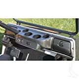 Club Car DS Custom Dash - Carbon Fiber