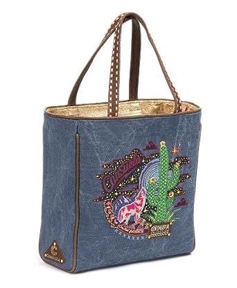 5349702fb08 Amazon.com: Consuela Classic Tote Marfa LE: Clothing