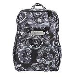 Ju-Ju-Be Collection MiniBe Backpack, Black Petals, Onyx