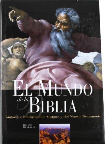 Descargar Libro Mundo De La Biblia, El Gianni Guadalupi