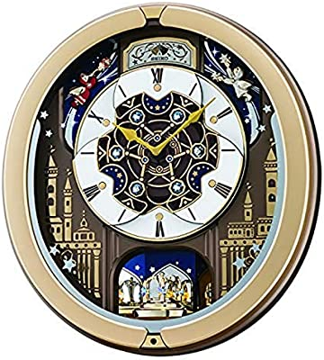 home wall of.htm amazon com seiko skyline and starry night melodies in motion  seiko skyline and starry night melodies