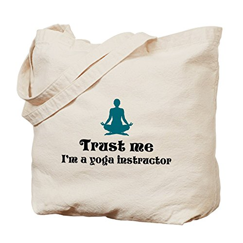 CafePress Instructor Natural Canvas Shopping