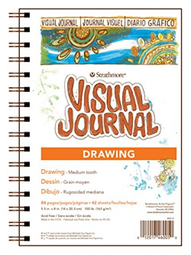 Strathmore 400 Series Visual Drawing Journal, 5.5