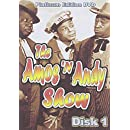 The Amos & Andy Show - Disk 1 - 5 Episodes on DVD