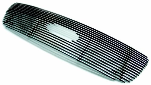 IPCW CWOB-99FDBL F150 Billet Grille with Logo Hole 03 Ford F150 Billet Grille