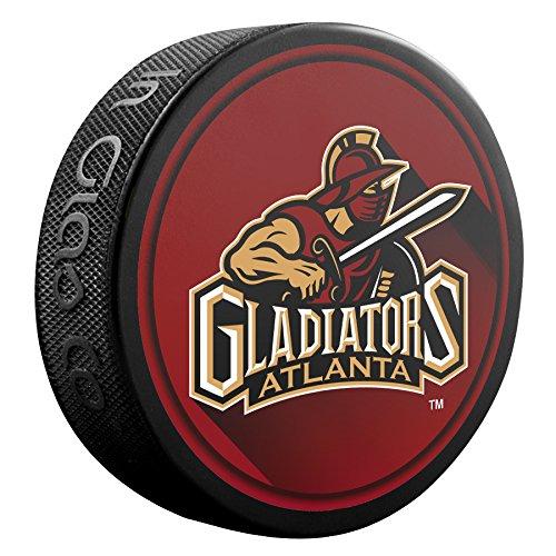 One Size Black Inglasco ECHL Atlanta Gladiators Souvenir Puck