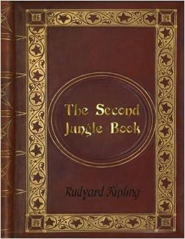 Rudyard Kipling - The Second Jungle Book