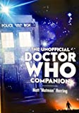 img - for The Unofficial Doctor Who Companion book / textbook / text book