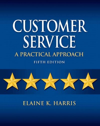 Customer Service: A Practical Approach (5th - Service Customer Usa