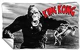 King Kong - Kong And Ann Fleece Blanket 57 x 35in