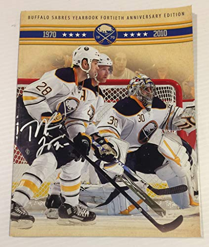 - Buffalo Sabres Yearnbook Fortieth Anniversary Edition: 1970-2010