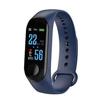 wojiaxiaopu Bluetooth Sport Smart Watch Hombres Mujeres ...