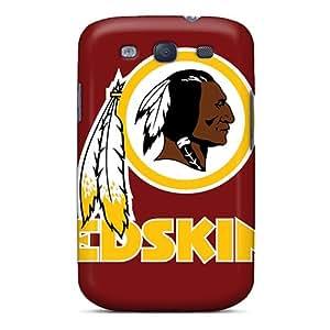 LauraAdamicska Samsung Galaxy S3 Scratch Protection Mobile Case Allow Personal Design Nice Washington Redskins Pattern [eaB2121XZLN]