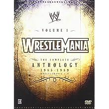 WWE WrestleMania: The Complete Anthology, Vol. I, 1985-1989 (WrestleMania I-V) (1986)