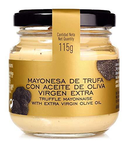 La Chinata Mayonesa de Trufa con Aceite de Oliva Virgen Extra – 115 g