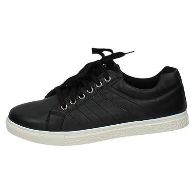 ZAPATOP JYG-003 Sneakers Negras Hombre Zapatillas: Amazon.es: Zapatos y complementos