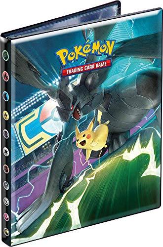 (Pokémon 85879-P Ultra Pro-4 Pocket Portfolio-Pokemon Sun and Moon 9, Cartes À Collectionner)