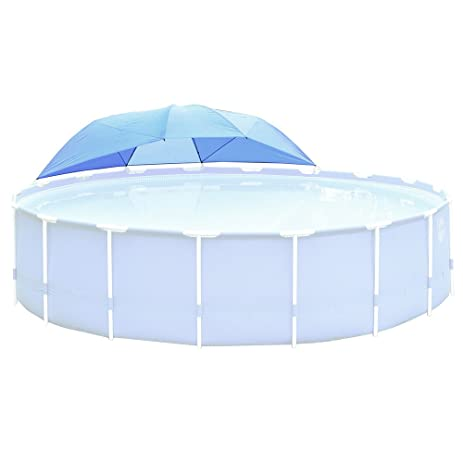 intex pool canopy shade for metal frame and ultra frame above ground pools 12 to 18