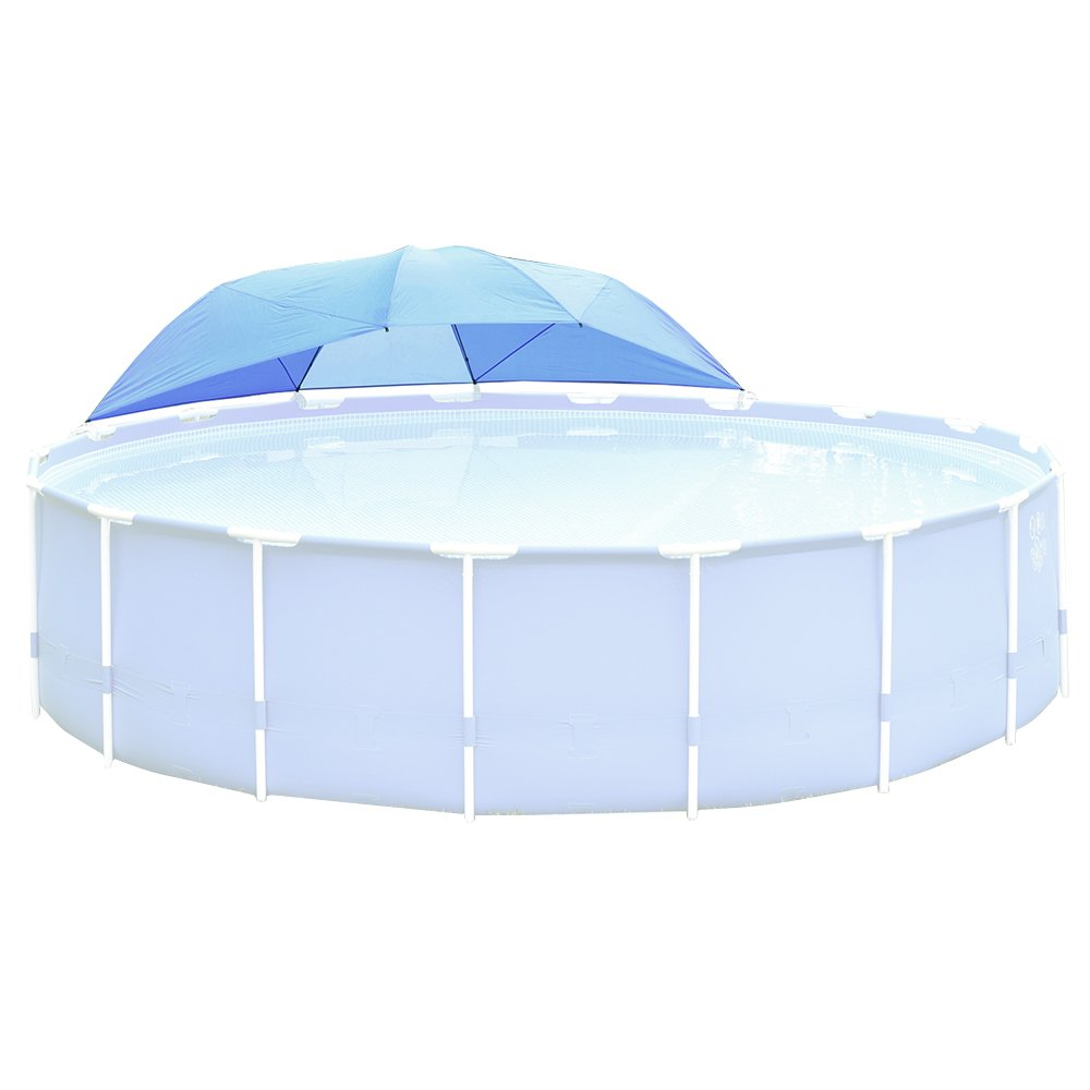 Intex Pool Canopy Shade For Metal Frame And Ultra Frame Above Ground Pools 12 Chickadee