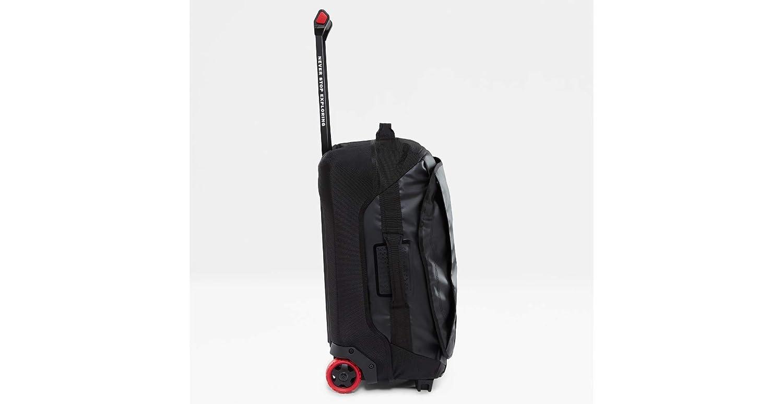 20ee55685 The North Face Maleta Suitcase, 53 cm, 40 liters, Black (Negro): Amazon.co. uk: Luggage