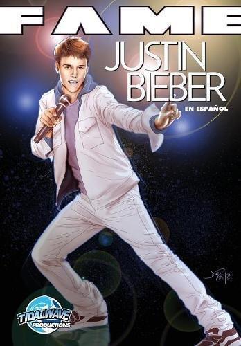 Read Online Fame: Justin Bieber En Español (Spanish Edition) PDF