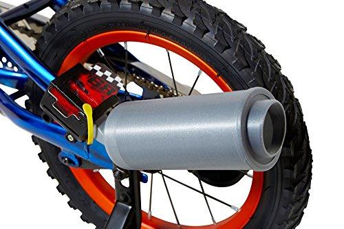 Hot Wheels Dynacraft Bike, Blue, 14'' by Hot Wheels (Image #5)