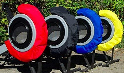 PS Sport Rowing Machine Cool Tube - C Breeze - Black