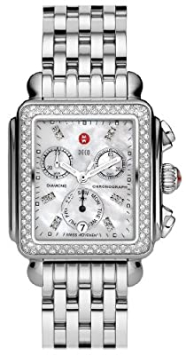 Michele Deco Day Ladies Watch Mww06P000099 from Michele Signature Deco MWW06P000099